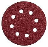 CUMI metabo 5 Sanding discs 125mm - P 80