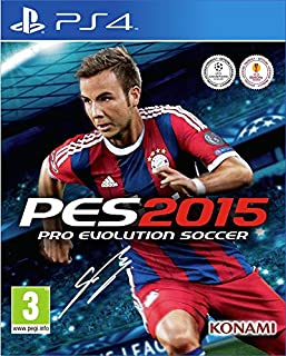 PES 2015 : Pro Evolution Soccer (B00LN2TPT6) | Amazon price tracker / tracking, Amazon price history charts, Amazon price watches, Amazon price drop alerts