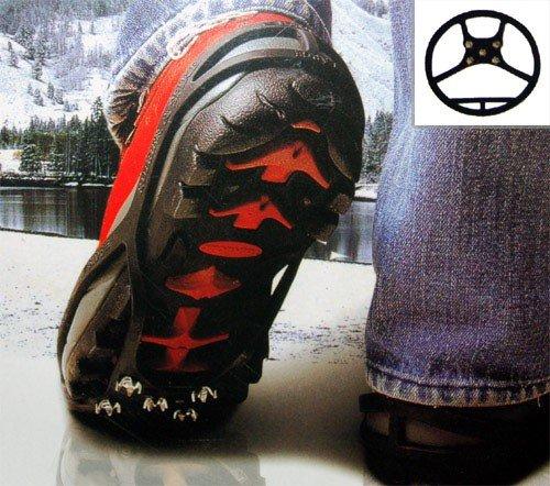 Griffes anti-dérapantes chaussures - tailles 43-48