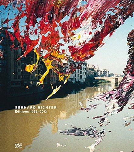 Gerhard Richter: Editions 1965-2013: Catalogue Raisonne par From Hatje Cantz