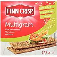 Finn Crisp Biscote Pan Thin Multigrain - 175 gr - [Pack de 9]