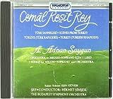 Cemal resid rey - ahmet adnan saygun œuvres turques pour orchestre
