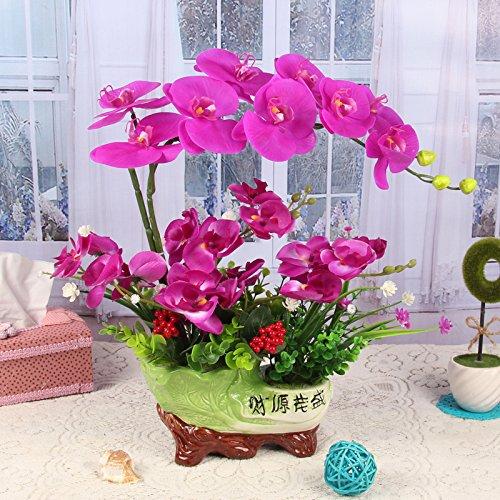 xin-home-kunstliche-blume-simulation-butterfly-orchid-flower-topfpflanzen-getrocknete-blumen-set-ges