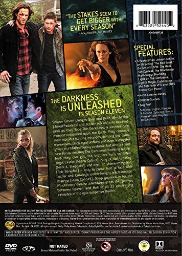 Supernatural Staffel 11 Dvd Deutsch