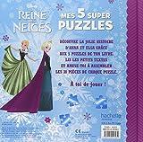 Image de La Reine des Neiges : Mes 5 super puzzles