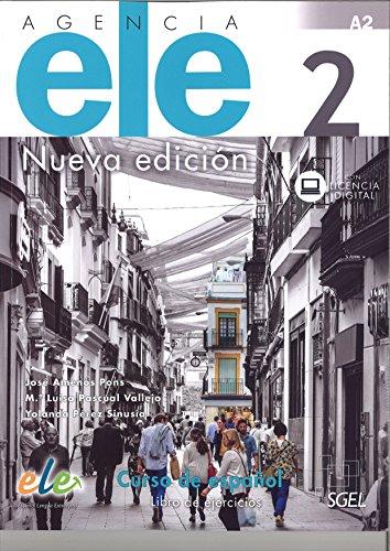 Agencia ELE 2. Nueva edición. Libro de ejercicios (Agencia ELE Nueva Edicion)