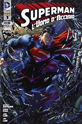 Superman. L'uomo d'acciaio: 1