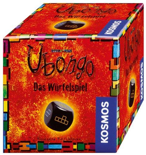 Kosmos 699635 - Ubongo - Das Würfelspiel