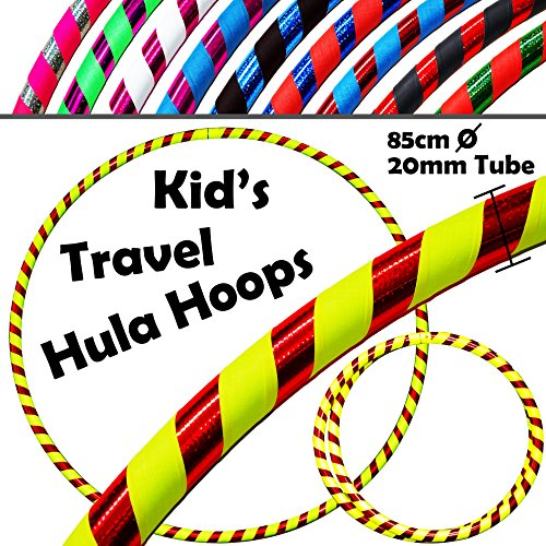 hula-hoops-large-weighted-travel-hoola-hoop-white-blue-for-exercise-dance-fitness-no-instructions-ne