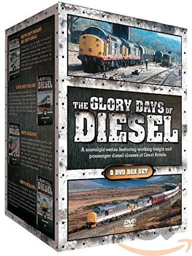 The Glory Days of Diesel 8DVD Box Preisvergleich