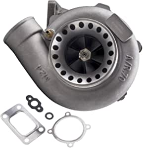 T3 Gt3582 Gt35 A R 0 63 0 7 Anti Surge Turbo Turbolader Water Cool 600hp Auto