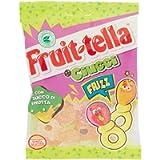 Fruittella Ciucci Frizz Caramelle Gommose, Gusto Frutti Assortiti con Succo di Frutta, Senza Glutine, Formato Busta da…