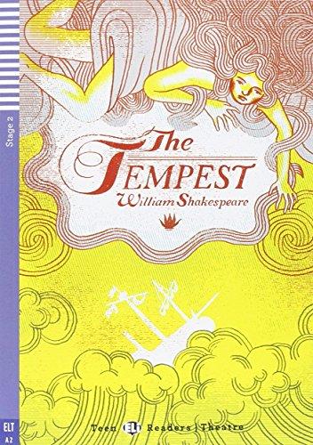 The tempest. Con CD Audio (Teen readers) por William Shakespeare