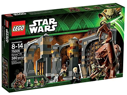 Preisvergleich Produktbild Lego Star Wars 75005 - Rancor Pit