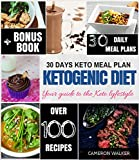#4: KETOGENIC DIET: Keto 30 days Meal Plan, Keto Slow Cooker Cookbook, Keto Dessert Recipes, Intermittent Fasting (Keto diet for beginners)