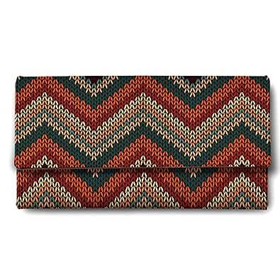 ShopMantra Textile Pattern Design Ladies Wallet