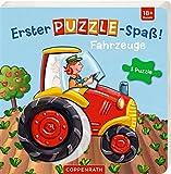 Erster Puzzle-Spaß! Fahrzeuge