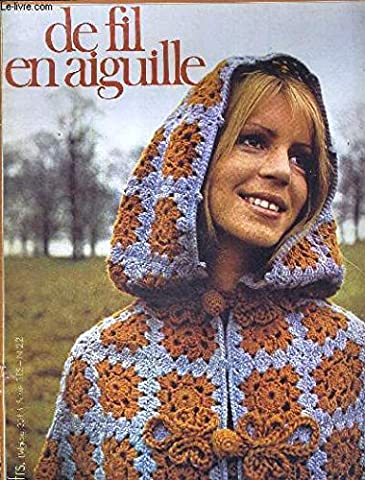 DE FIL EN AIGUILLE - N°22 - SMOCKS A LA MODE - TRICOT - MODELE-CROCHET - CROCHET - BRODERIE - LA PAGE DU COLLECTIONNEUR - JOUETS - CANEVAS - COUPE-COUTURE - ATTENTION