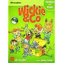 Wickie & Co - Altsaxophon, m. Audio-CD