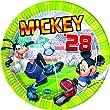 Mickey Mouse - Platos para fiesta (71783)