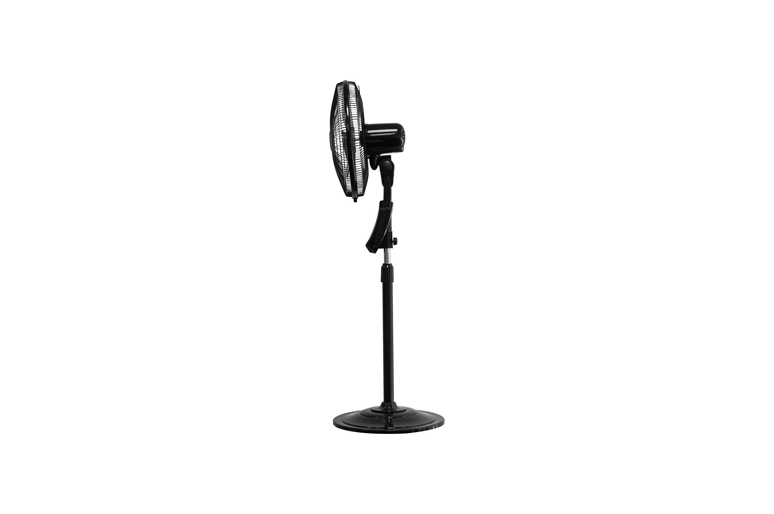 612Y%2BFlltGL - AirGo Smart Fan - Control via Voice Assistants and App (iOS & Android), Awarded as one of the quietest fans on the…