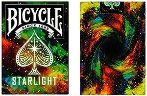Cartes Bicycle Starlight (Phosphorescente)
