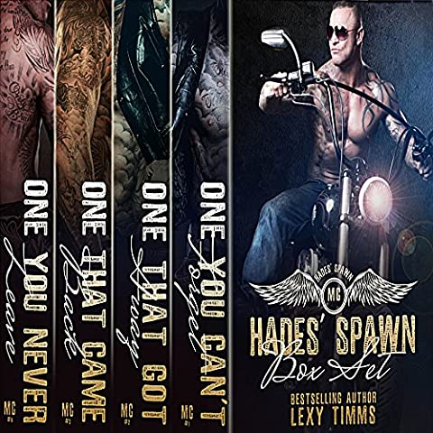 Hades' Spawn MC Complete Series: Bad Boy Motorcycle Club Romance
