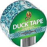 Duck Tape Color Klebeband mit Kaleidoscop Muster zum Basteln und dekorieren 48 mm x 9.1 m
