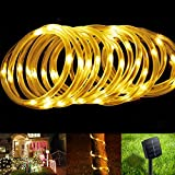 Best rope lights 2018 top 10 rope lights reviews comparaboo best rope lights bluefire solar rope lights 12m39ft 100 leds automatically review aloadofball Image collections