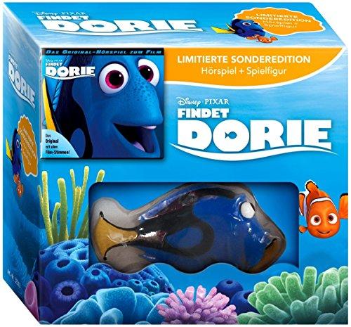 Findet Dorie - Das Originalhörspiel zum Kinofilm [Limitierte Sonderedition] CD + Spielfigur