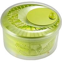 Meliconi Centrifuga Asciuga insalata modello TWISTER  plastica colore Verde Lime  diametro 26 cm  Made in Italy