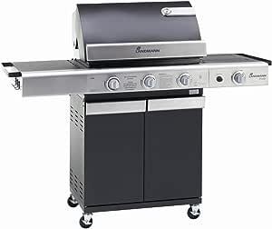 Landmann 12720 Barbecue Thule Acier Emaillé