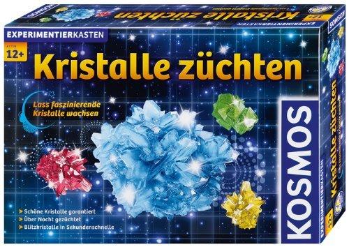 2x KOSMOS 643522 Kristalle züchten