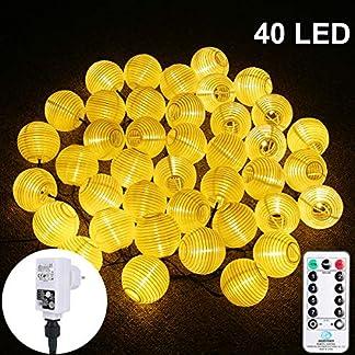 LED-Lichterkette-Lampions-ALED-LIGHT-IP65-Wasserdicht-40er-12M