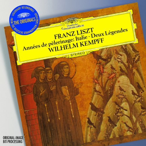 Liszt: Années de pèlerinage: 2ème année: Italie, S.161 - 1. Sposalizio (Andante)