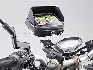 Sw Motech Sw Motech Universal Motorrad Gps Navi Handy Halter Navi Pro Case M Auto