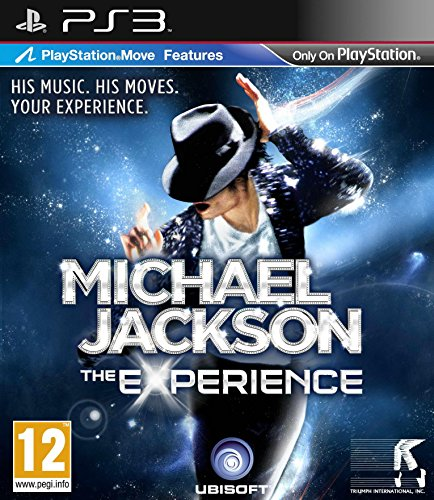 Michael Jackson : The Experience (MOVE) : Playstation 3 , ML
