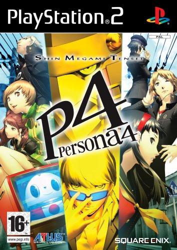 Persona 4 (PS2) [Importación inglesa]