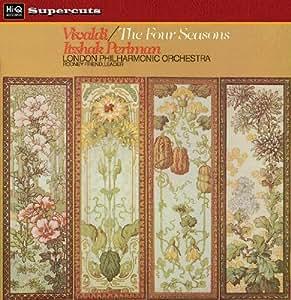 Vivaldi/the Four Seasons [Vinyl LP]