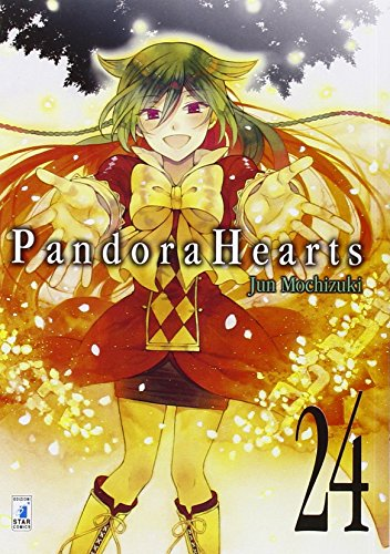 Download Pandora hearts: 24