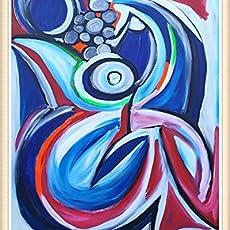 Kunst Gemälde original kunstwerk gemälde acrylbild moderne kunst abstrakte kunst