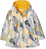 boboli Hooded Raincoat For Baby Girl Abrigo Impermeable, (Corazones 9890), 74 (Tamaño del Fabricante:9M) para Bebés