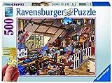 Ravensburger Puzzle 13709 Großmutters Dachboden 500 Teile