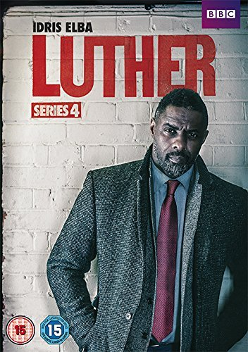Luther - Series 4 [UK Import] Preisvergleich