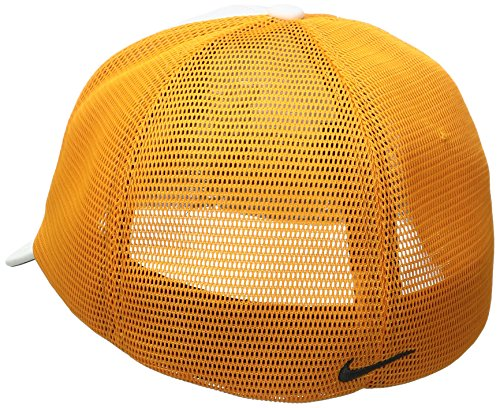 Nike LEGACY91Tour Mesh Cap– Weiß/Orange