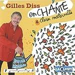 Gilles Diss enchante la classe matern...