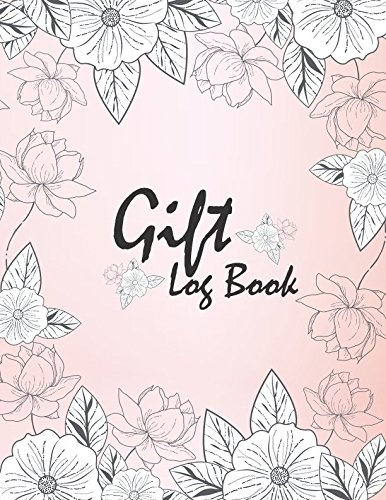 Gift Log Book: Notebook Record, Present Receipt Log Organizer (Recorder gift, Band 1)