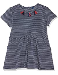 TOM TAILOR Kids Baby Girls' Jersey Pockets Dress