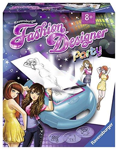Ravensburger 18600 6 - Fashion Designer, Party Edition