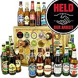 Held der Arbeit | Bieradventskalender | Bier aus der Welt